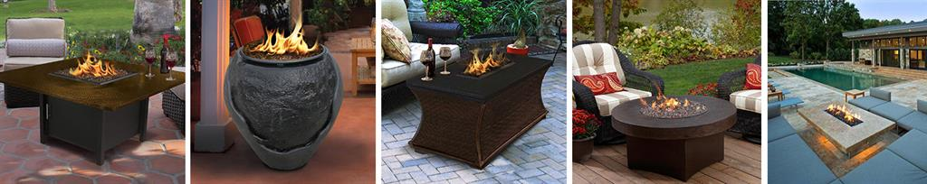 portable fire pits and fire tables