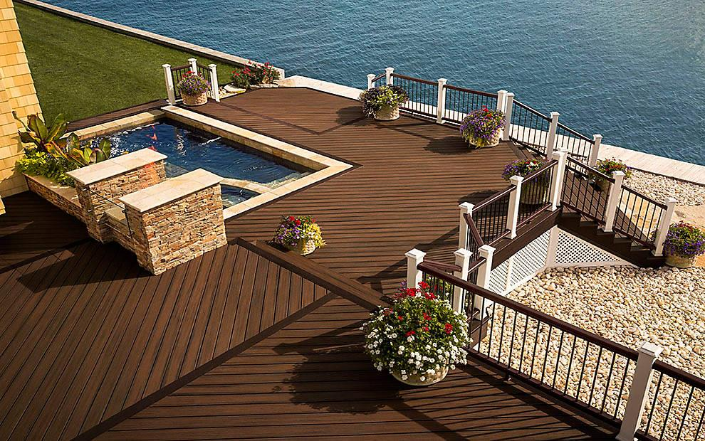 Decking Amp Railing Supplies Sequoia Supply